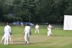 Great Missenden Pelicans CC - butch hits out